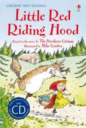 Usborne First Reading 4 Little Red Riding Hood + CD
