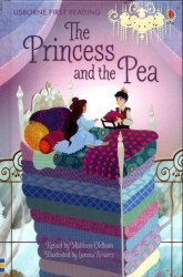 Usborne First Reading 4 Princess and the Pea