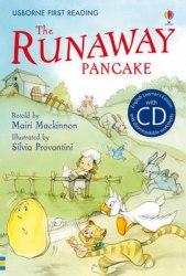 Usborne First Reading 4 Runaway Pancake + CD