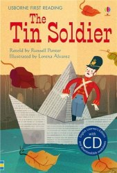 Usborne First Reading 4 The Tin Soldier + CD
