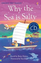 Usborne First Reading 4 Why the Sea is Salt + CD