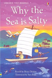 Usborne First Reading 4 Why The Sea Is Salty