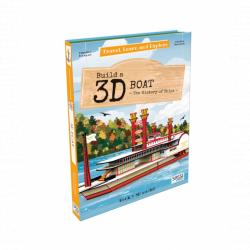 Travel, Learn and Explore: Build a Boat 3D / Набір для творчості