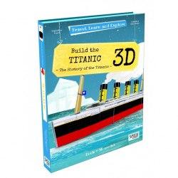 Travel, Learn and Explore: Build the Titanic 3D / Набір для творчості