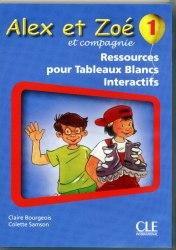 Alex et Zoé Nouvelle Édition 1 Version Numérique / Ресурси для інтерактивної дошки