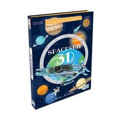 Travel, Learn and Explore: Spaceship 3D / Набір для творчості