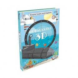 Travel, Learn and Explore: Submarine 3D / Набір для творчості