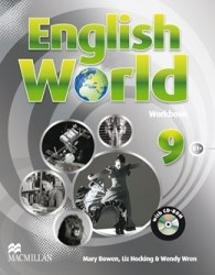 English World 9 Workbook with CD-Rom / Робочий зошит