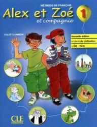 Alex et Zoé Nouvelle Édition 1 CD audio / Аудіо диск