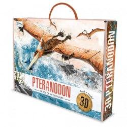 The Age of The Dinosaurs: Pteranodon 3D / Набір для творчості