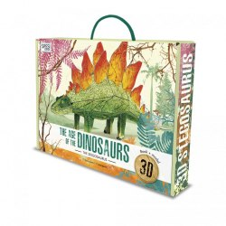 The Age of The Dinosaurs: The Stegosaurus 3D / Набір для творчості