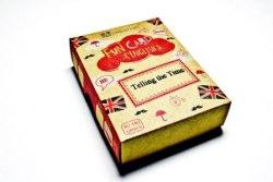 Fun Card English: Telling the Time / Flash-картки