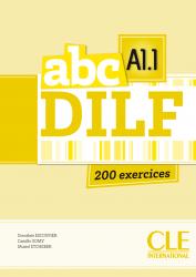 ABC DILF A1.1 avec Corrigés et CD-mp3