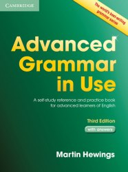 Advanced Grammar in Use (3rd Edition) with answers / Граматика