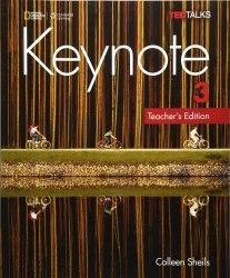 American Keynote 3 Teacher's Edition / Підручник для вчителя