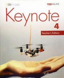 American Keynote 4 Teacher's Edition / Підручник для вчителя