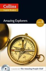 Amazing People Club Amazing Explorers with Mp3 CD Level 3