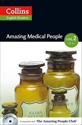 Amazing People Club Amazing Medical People with Mp3 CD Level 2