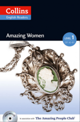 Amazing People Club Amazing Women with Mp3 CD Level 1