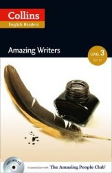 Amazing People Club Amazing Writers with Mp3 CD Level 3