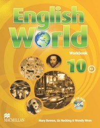 English World 10 Workbook / CD-Rom / Робочий зошит