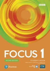 Focus 1 Second Edition Student's Book / Підручник для учня