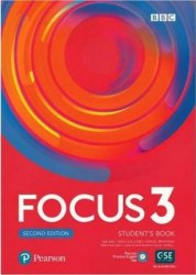 Focus 3 Second Edition Student's Book / Підручник для учня