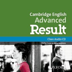 Cambridge English: Advanced Result Class Audio CD / Аудіо диск