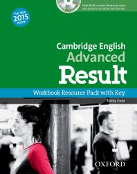 Cambridge English: Advanced Result Workbook Resource Pack with key and MultiROM / Робочий зошит