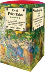 Best Fairy Tales Boxed Set / Набір книг