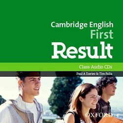 Cambridge English: First Result Class Audio CDs / Аудіо диск