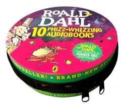 Roald Dahl Audiobooks 2016 / Набір аудіокниг
