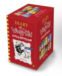 Diary of a Wimpy Kid Collection: 12 Book Slipcase / Набір книг