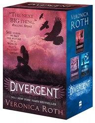 Divergent Series Boxed Set (1-3) / Набір книг