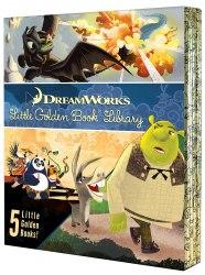 DreamWorks: Little Golden Book Library / Набір книг