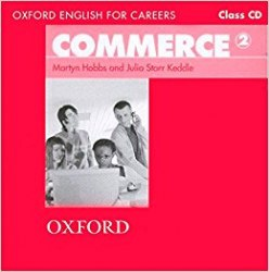 Oxford English for Careers: Commerce 2 Class CD / Аудіо диск