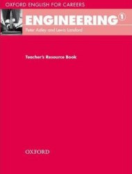 Oxford English for Careers: Engineering 1 Teacher's Resource Book / Ресурси для вчителя