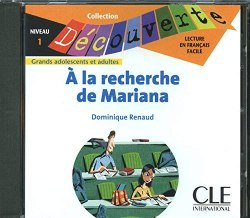 Collection Decouverte 1: A la recherche de Mariana Audio CD / Аудіо диск