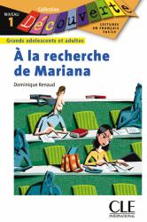 Collection Decouverte 1: A la recherche de Mariana Livre