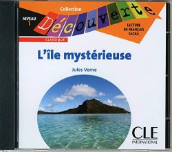 Collection Decouverte 1: L'ile mysterieuse Audio CD / Аудіо диск