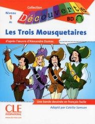 Collection Decouverte 1: Les Trois Mousquetaires Livre + CD audio
