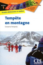 Collection Decouverte 1: Tempete en montagne Livre