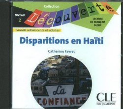 Collection Decouverte 2: Disparitions en Haiti Audio CD / Аудіо диск