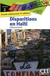 Collection Decouverte 2: Disparitions en Haiti Livre