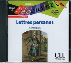 Collection Decouverte 2: Les lettres persanes Audio CD / Аудіо диск
