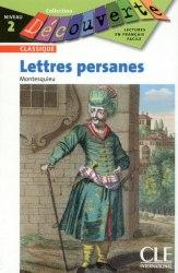 Collection Decouverte 2: Les lettres persanes Livre