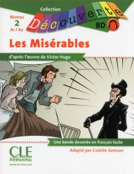 Collection Decouverte 2: Les Misérables Livre + CD audio