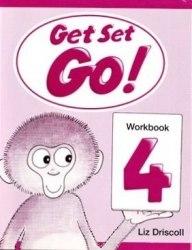 Get Set Go! 4 Workbook / Робочий зошит