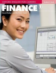 Oxford English for Careers: Finance 1 Student's Book Oxford University Press
