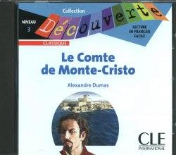 Collection Decouverte 3: Le Comte de Monte — Cristo Audio CD / Аудіо диск